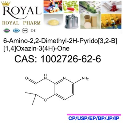 6-AMINO-2,2-DIMETHYL-2H-PYRIDO[3,2-B][1,4]OXAZIN-3(4H)-ONE