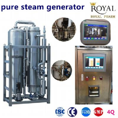 LCZ Pure Steam Generator