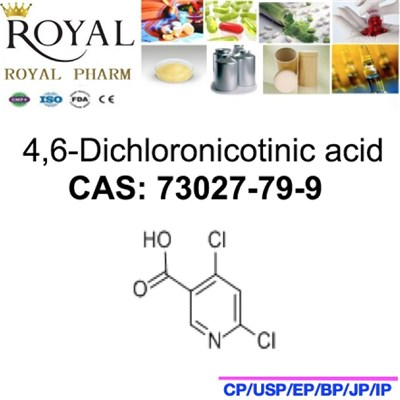4,6-Dichloronicotinic Acid