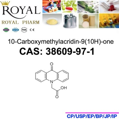 10-Carboxymethylacridin-9(10H)-one