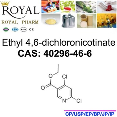 Ethyl 4,6-dichloronicotinate