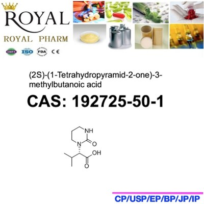 (2S)-(1-Tetrahydropyramid-2-one)-3-methylbutanoic Acid