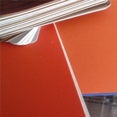 Matt Solid PVC Film For Furniture Using