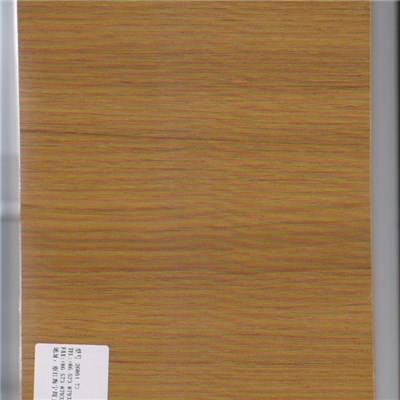 Wood Grain Lamination PVC Foil