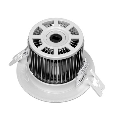 7W Fins LED Downlight