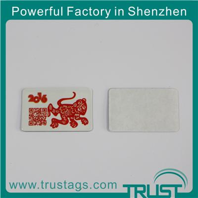 The Cheapest Price UHF Rfid Anti-metal Tag With Customized Mascots Of High Quality