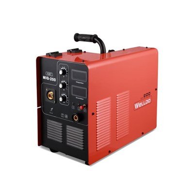 Industrial Type DC Inverter IGBT MIG MAG Welding Machine