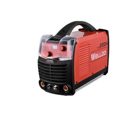 DC Inverter IGBT TIG Welder With MMA Function