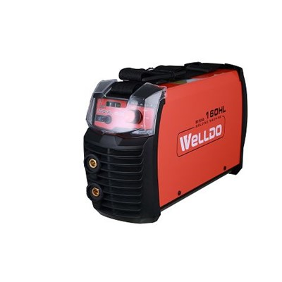 Portable DC Inverter IGBT MMA Welder With High Duty Cycle
