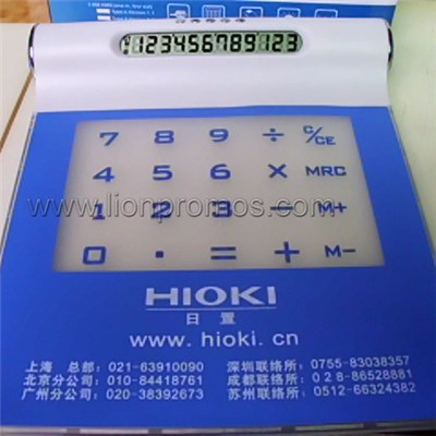 USB Calculator Mouse Pad