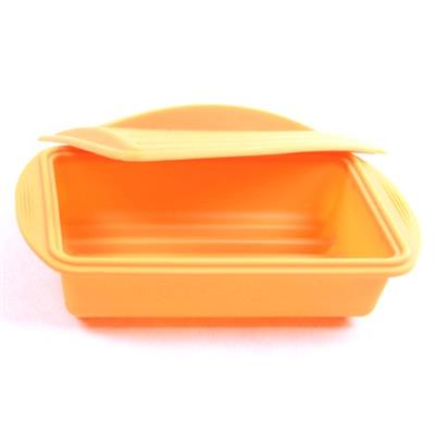 Square Silicone Bowl