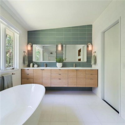 Veneer Bathroom Vanities