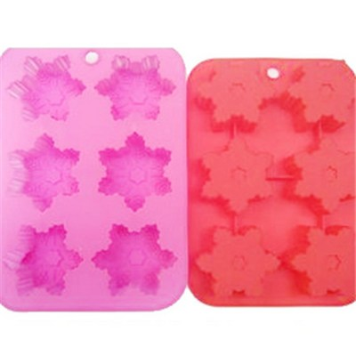 Snowflower Silicone Mold