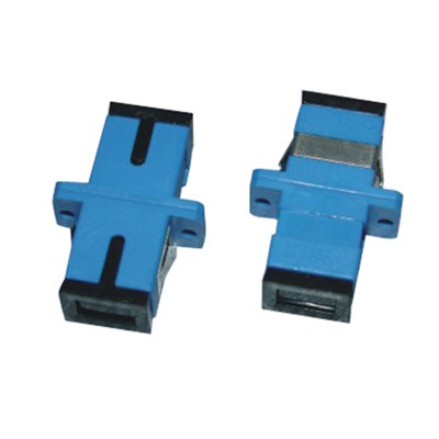 Singlemode Simplex SC Type Fiber Optic Adapter