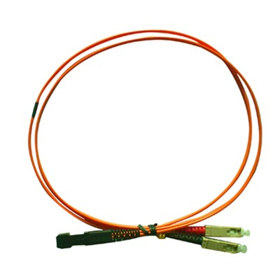 Multimode Duplex SC/PC-MTRJ/PC Fiber Optic Patch Cord