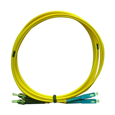 Singlemode Duplex ST/PC-SC/PC Fiber Optic Patch Cord