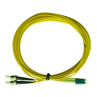Singlemode Duplex ST/PC-LC/PC Fiber Optic Patch Cord