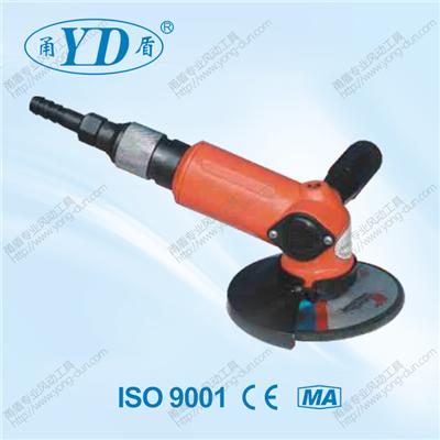 Just Cutting Cut For Small Air Angle Grinder