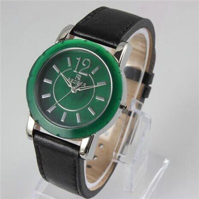 Agate Gemstone Watch
