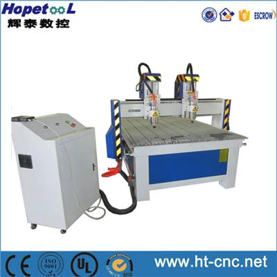 2 Heads CNC Router 1325
