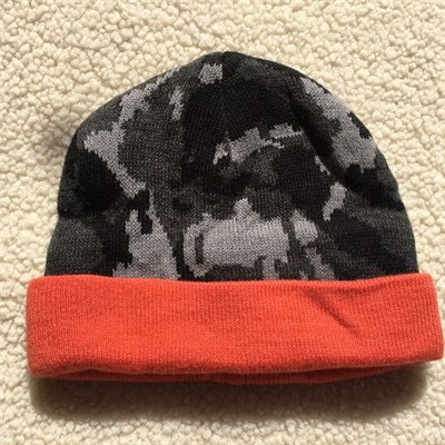 Mens Camouflage Winter Hat Accessories