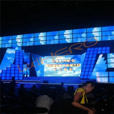 P14 Transparent Led Curtain Display