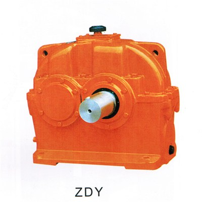 Cylindrical Gear Reducer