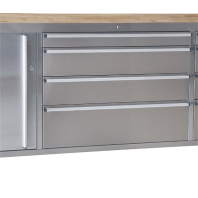 30 Inch Stainless Steel Tool Cabinet