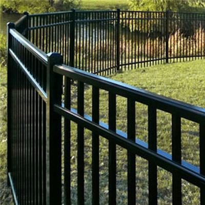 Aluminum Community Fence
