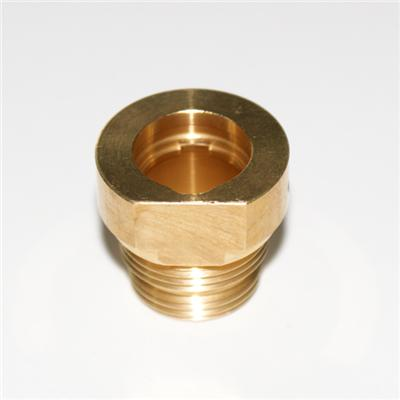 Brass CNC Turning Components