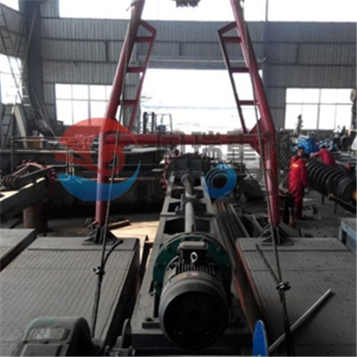 10inch Cutter Suction Dredger
