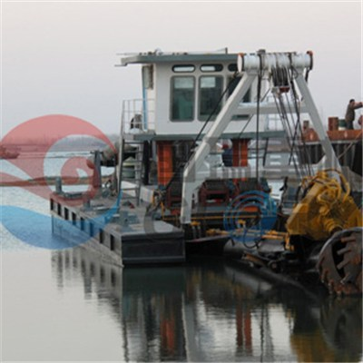 200 Cum/h Cutter Suction Dredger