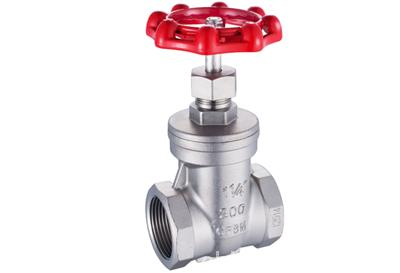 Stainless Steel Female Thread Gate Valve