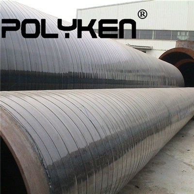 Black Polyken Pipe Corrosion Protection Pipeline Repair Tape