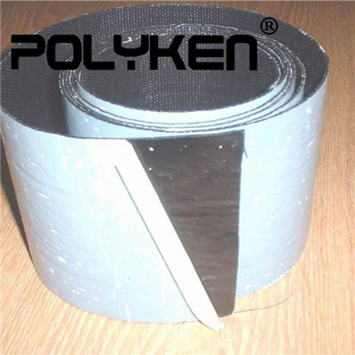 Anticorrosion Waterproof Black Pp Woven Pipe Corrosion Protection Tape