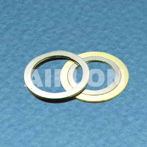 Spiral Wound Gasket Without Inner And Outer Ring SW 6000