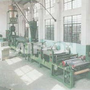 Graphite Roll Process Line AM GRL