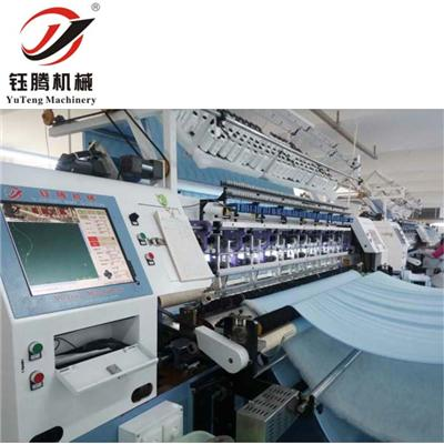 128 Bedding Quilt Machine