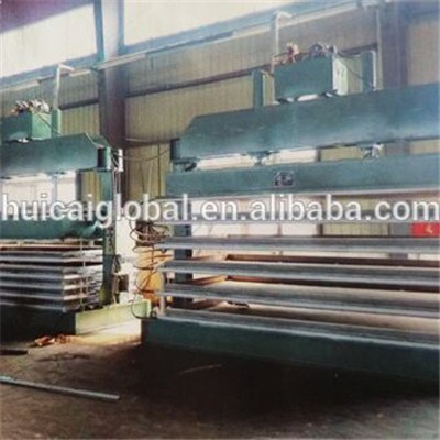 EVA Foaming Mat Making Machine