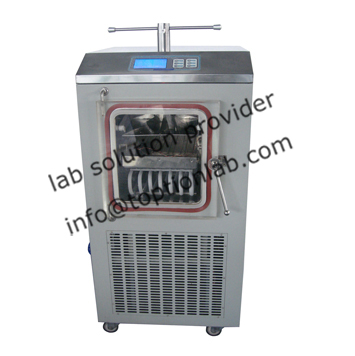 Top-press In-situ Vacuum Freeze Dryer