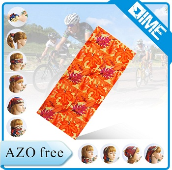 Bicycle Accessories China Sublimation Polyester Face Mask