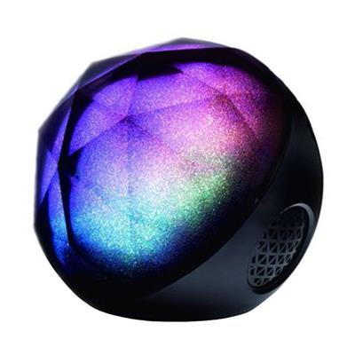 High Performance Home Bluetooth Speaker With Disco Lights