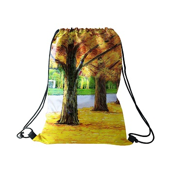 Wholesale 2016 New Prodcus Polyester Drawstring Bag