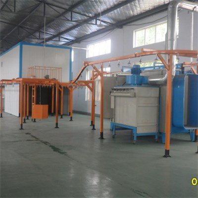 Spraying Production Line