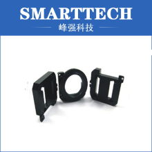 3 Cavity Black ABS Plastic Bag Accessory Moulding Makers