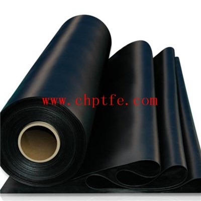 Black Fluorine Rubber Sheet
