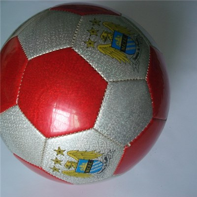 Customized Machine Stitched Football, PVC PU Leather Hand Stitched Soccer, Promotional Gifts And White Football,Welcome To Sample Custom