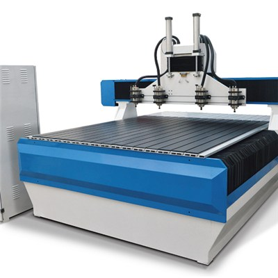 High Pricision Screw Relief CNC Router