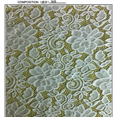 Stretch Lace Fabric (R2084)