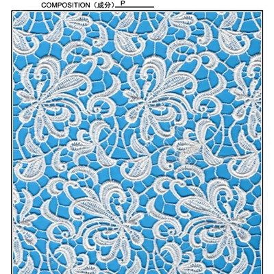 French Embroidery Lace Fabric Good Quality Lace (S8042)